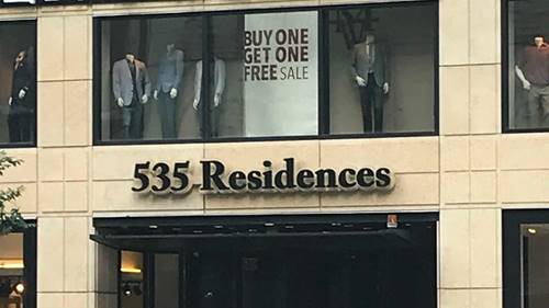 535 N Michigan Unit 701, Chicago, IL 60611 Streeterville