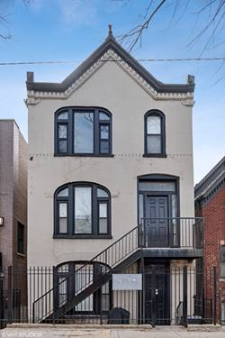 2233 W Shakespeare Unit 3R, Chicago, IL 60647 Bucktown