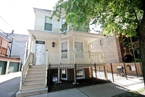 3943 N Paulina Unit G, Chicago, IL 60613 Lakeview