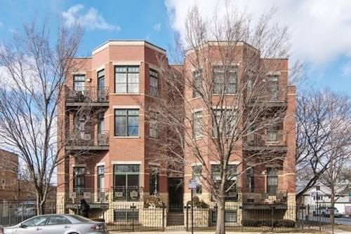 2736 W Montrose Unit 3W, Chicago, IL 60618 Ravenswood