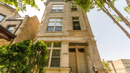 1342 N Claremont Unit 3F, Chicago, IL 60622 Wicker Park