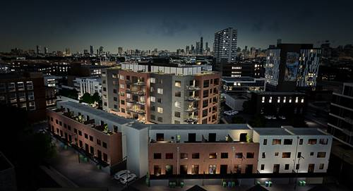 1255 N Paulina Unit 308, Chicago, IL 60622 Wicker Park