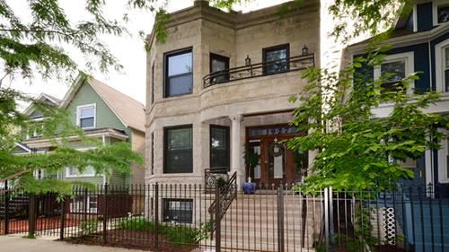 1927 N Lawndale, Chicago, IL 60647 Logan Square