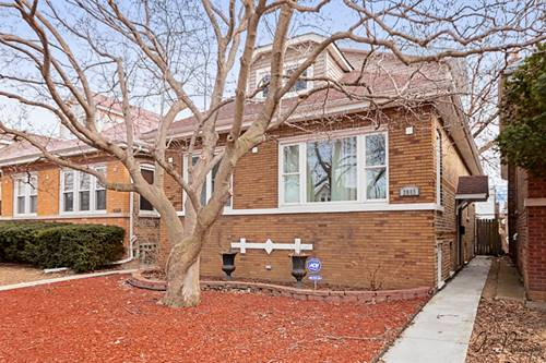 2843 N Mcvicker, Chicago, IL 60634 Belmont Cragin