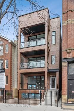 1448 W Erie Unit 3, Chicago, IL 60642 Noble Square