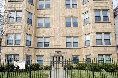 3404 W Mclean Unit G, Chicago, IL 60647 Logan Square