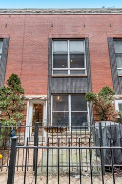1724 N Winnebago Unit B, Chicago, IL 60647 Bucktown