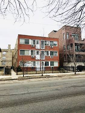 4044 N California Unit 303, Chicago, IL 60618 Irving Park