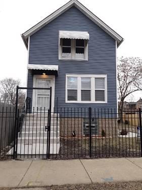 8739 S Carpenter, Chicago, IL 60620