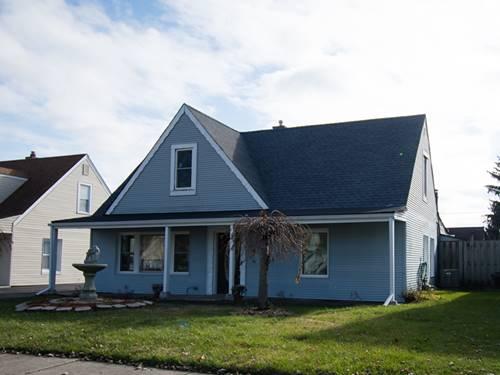 4317 W 99th, Oak Lawn, IL 60453