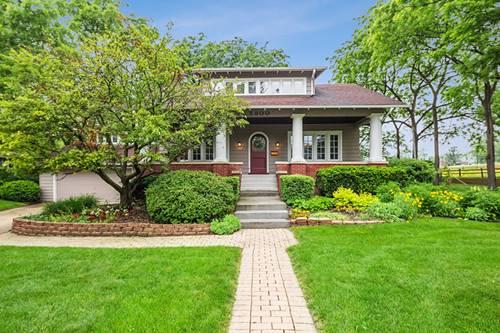 5800 Carpenter, Downers Grove, IL 60516