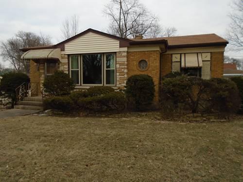 1245 Kemman, La Grange Park, IL 60526