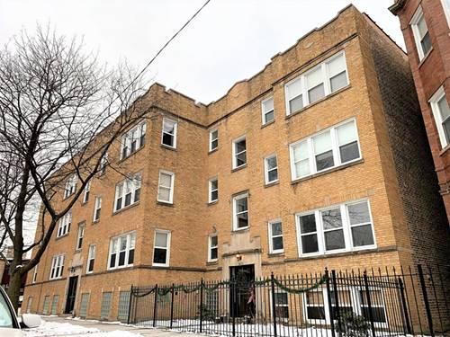 4022 N Monticello Unit 1N, Chicago, IL 60618 Irving Park