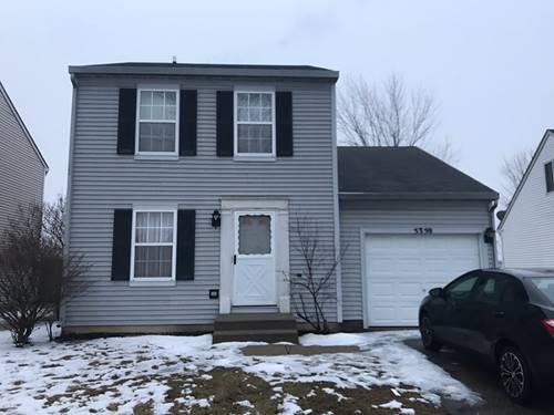 5359 Lansbury, Lake In The Hills, IL 60156