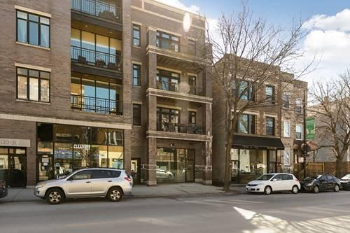 2135 W Belmont Unit 4, Chicago, IL 60618 Hamlin Park
