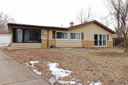 270 Washington, Hoffman Estates, IL 60169