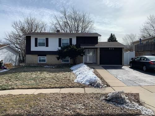 671 Nolan, Glendale Heights, IL 60139