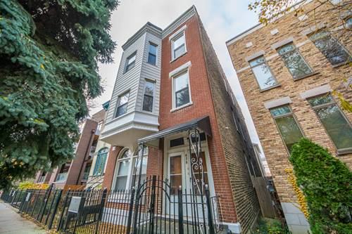 838 N Wolcott, Chicago, IL 60622 East Village