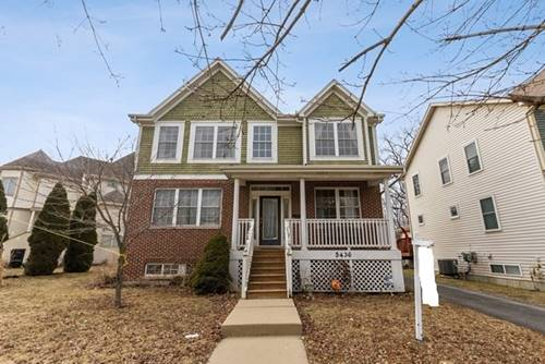 5436 N Lowell, Chicago, IL 60630 Sauganash