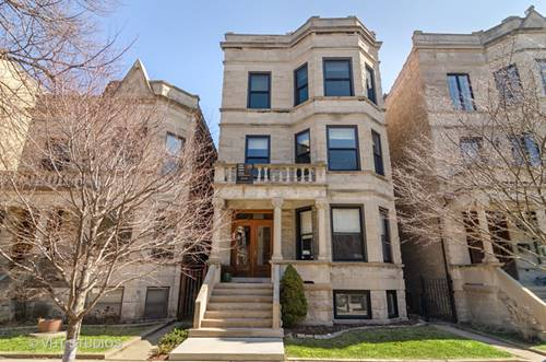 3729 N Magnolia Unit 2, Chicago, IL 60613 Lakeview