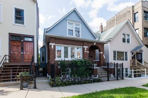 2319 W Melrose, Chicago, IL 60618 Roscoe Village