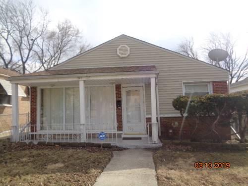 503 W 125th, Chicago, IL 60628 West Pullman