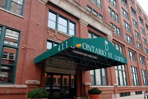 411 W Ontario Unit 402, Chicago, IL 60654 River North
