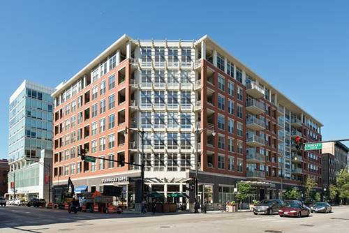 1001 W Madison Unit 607, Chicago, IL 60607 West Loop