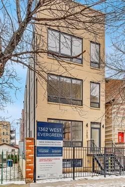1362 W Evergreen Unit 3, Chicago, IL 60642