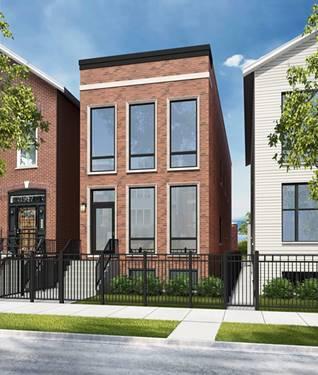 1921 W Erie, Chicago, IL 60622 East Village