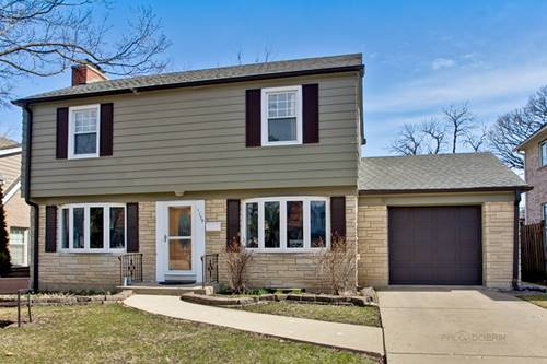 1159 Raleigh, Glenview, IL 60025