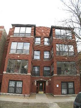 3709 N Fremont Unit 3, Chicago, IL 60613 Lakeview