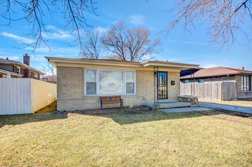 4929 W 103rd, Oak Lawn, IL 60453