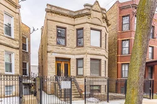 2107 N Spaulding Unit 2, Chicago, IL 60647 Logan Square
