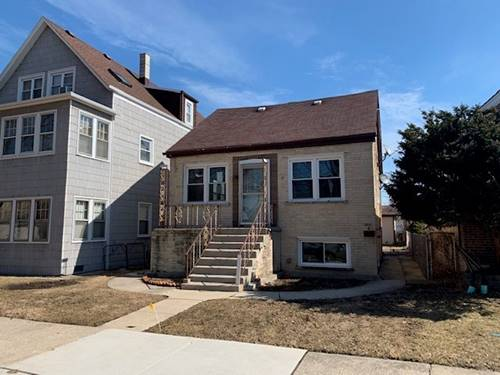 5031 N Meade, Chicago, IL 60630