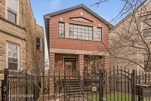 3650 N Paulina, Chicago, IL 60613 Lakeview