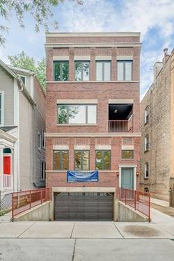 3852 N Janssen Unit 1, Chicago, IL 60613 Lakeview