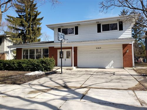 1323 N Vail, Arlington Heights, IL 60004