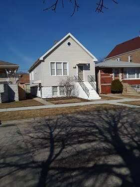 5212 S Lorel, Chicago, IL 60638 Garfield Ridge