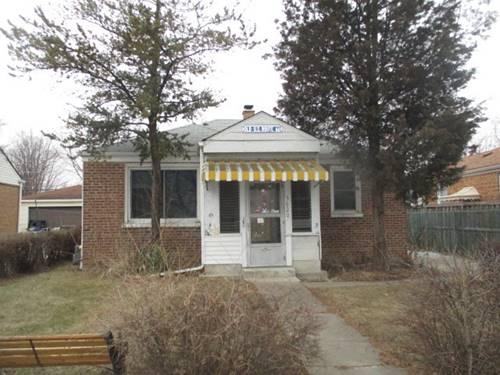 3620 Rose, Franklin Park, IL 60131