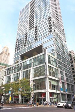 8 E Randolph Unit 3303, Chicago, IL 60601 The Loop