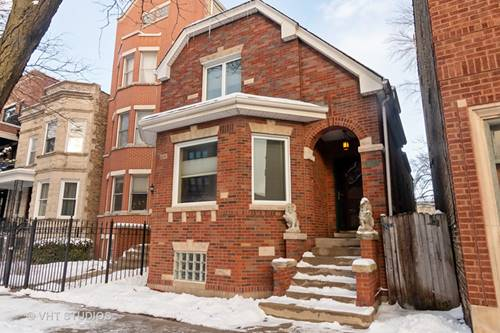3537 N Racine, Chicago, IL 60657 Lakeview