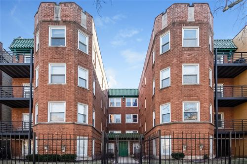 4517 N Central Park Unit 1W, Chicago, IL 60625 Albany Park
