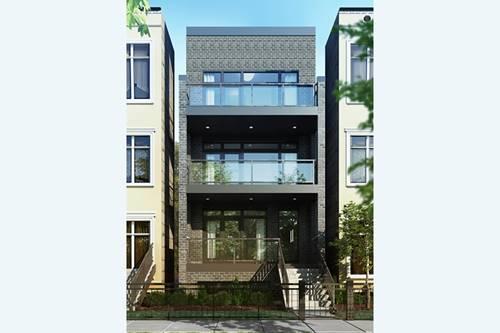 1022 N Honore Unit 3, Chicago, IL 60622 East Village