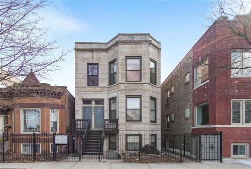 3349 W Crystal, Chicago, IL 60651 Humboldt Park