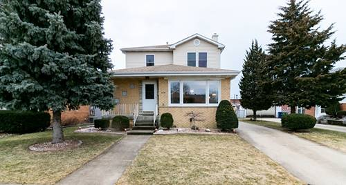 4613 W 102nd, Oak Lawn, IL 60453