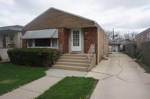 5239 S Oak Park, Chicago, IL 60638 Garfield Ridge