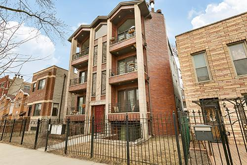 1515 N Talman Unit 2S, Chicago, IL 60622
