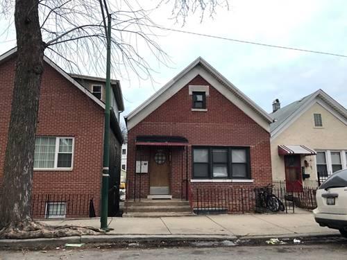 2945 S Quinn, Chicago, IL 60608 Bridgeport