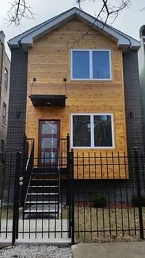 3231 W Pierce, Chicago, IL 60651